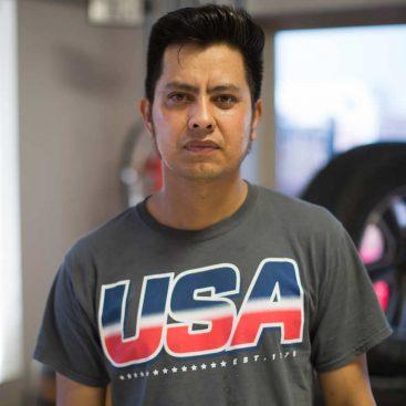 Juan Gutierrez - Dismantler