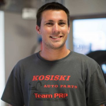 Brian Kosiski – Crush/Core Manager