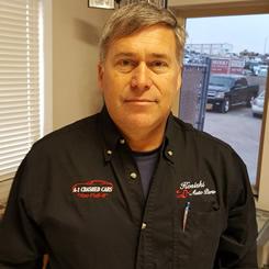 Steve Kosiski - Vice President
